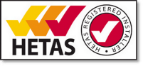 HETAS registered installer